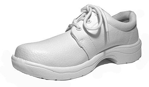 Easy Soft Womens Nurse shoes 1811 (Wide) White 6zVoiyq2Ql