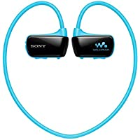 SONY Walkman W Series headphone integrated 8GB NW-W274S/L Import JPN