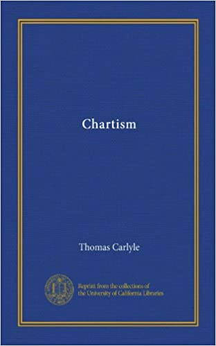 carlyle chartism