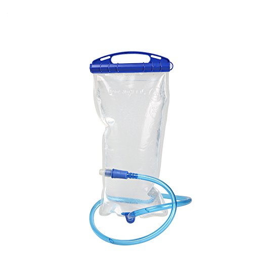 Tofern軽量水和パックanti-tearingバックパックショルダーバッグBPAフリーHydration Bladder水の膀胱サイクリングハイキングクライミングRunning  Water bladder B071X8VK5G