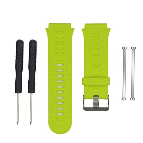 coohole-new-soft-silicone-replacement-wrist-watch-band-for-garmin-forerunner-fr-920xt-gps-green