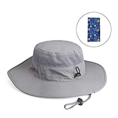 Description:        A must have hat for your summer!        Great hat, especially for the outdoor activities. Easy to pack or stuff in a        backpack when not in use. Comfortable to wear, even on hot days. Adjustable        neck tie...