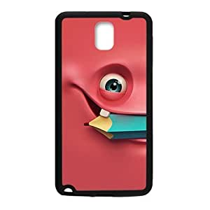 Lovely unique eye and pencil fashion phone For Case Ipod Touch 5 Cover