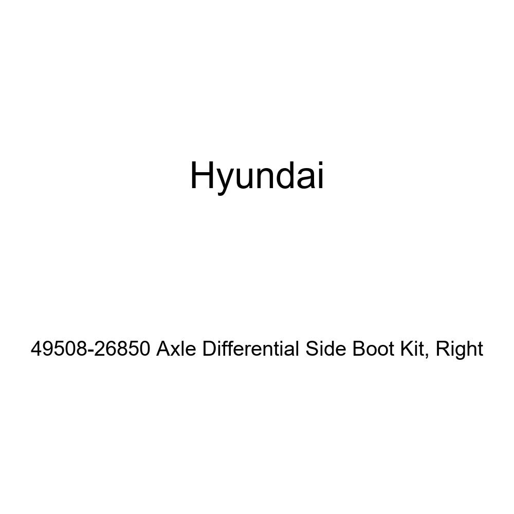 Right Genuine Hyundai 49508-26850 Axle Differential Side Boot Kit