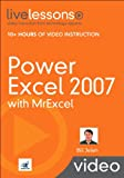 Power Excel 2007 with MrExcel, Bill Jelen, 0789738252