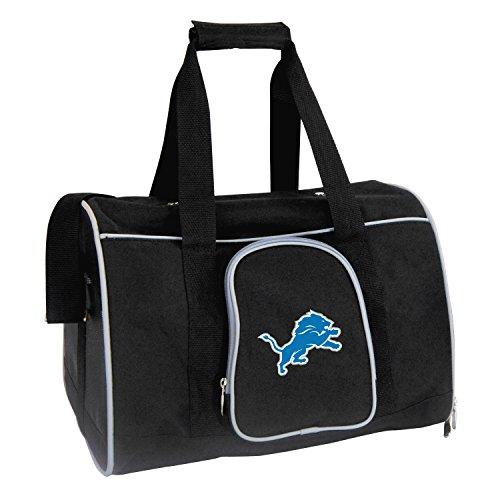 NFL Detroit Lions Premium Pet Carrier