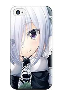 gleam garden no shoujo animal Anime Pop Culture Hard Plastic iPhone 4/4s cases