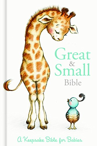 (CSB Great and Small Bible (boxed): A Keepsake Bible for Babies)