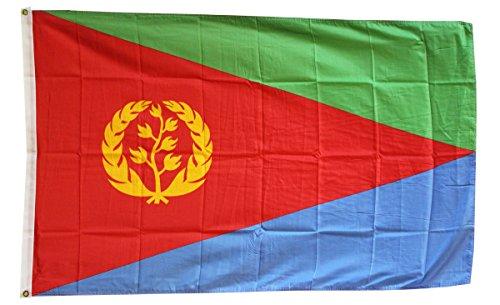 Eritrea - 3' x 5' Polyester World Flag