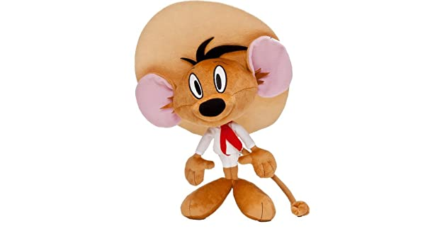 Amazon.com: JOY TOY - Peluche - Looney Tunes - Speedy Gonzales 30cm - 8033462333449: Toys & Games