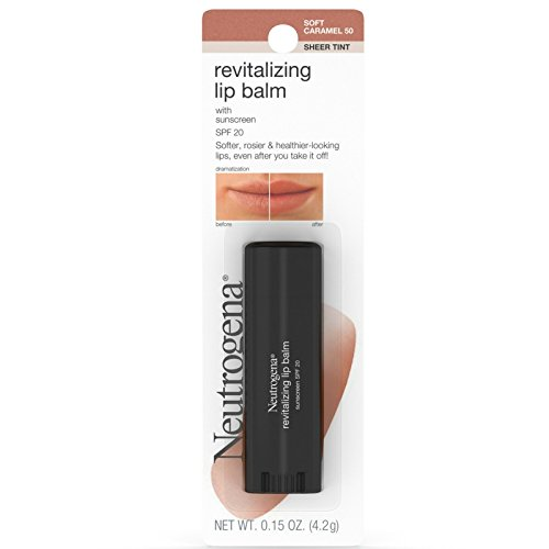 Neutrogena Revitalizing Lip Balm Colors - 7