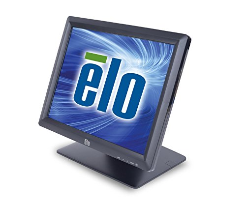 Elo E829550 1517L iTouch Zero-Bezel 15 LED-Backlit LCD Monitor, Black