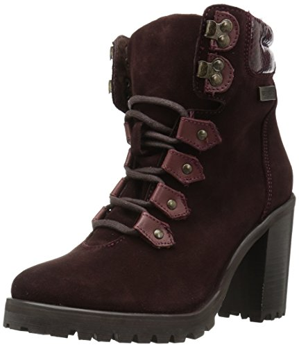 Harley-Davidson Women's Catterick Work Boot, Burgundy, 7 M US by Harley-Davidson