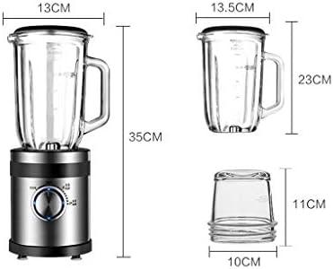 ECSWP Licuadora Personal Smoothies Fabricante de jugos de Frutas Vegetales con una Botella de Deporte portátil, Mini Molinillo de café en Grano