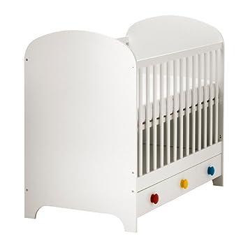 Amazon Com Ikea Crib White 226 2517 1426 Baby