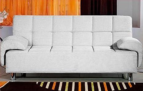 Divano Letto Bianco Ecopelle : Bagno italia divano letto 200x99 bianco braccioli regolabili