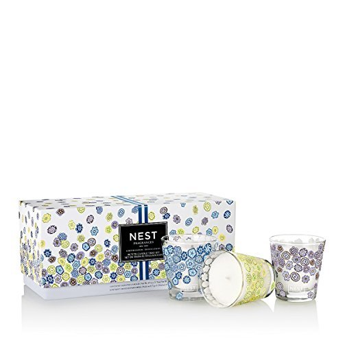 NEST Fragrances Petite Trio Candle Set