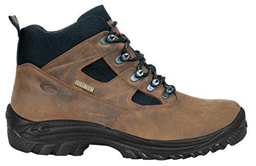 Cofra 63770-000.W43 New Toronto S3 WR SRC Chaussures de sécurité Taille 43 Marron