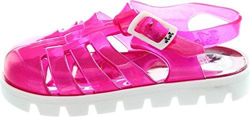 JuJu  3405 Nino, Sandales pour fille rose rose