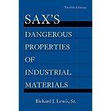 Sax's Dangerous Properties of Industrial Materials, 5 Volume Set