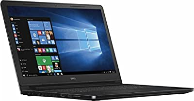 "Dell Inspiron 15.6"" Touch-Screen HD I3558-10000BLK Laptop (2017 Model), Intel Core i5-5200U Processor, 6GB Memory, 1TB HDD, HDMI, Bluetooth, DVD-RW, WiFi, HD Webcam, Windows 10 -MaxxAudio"