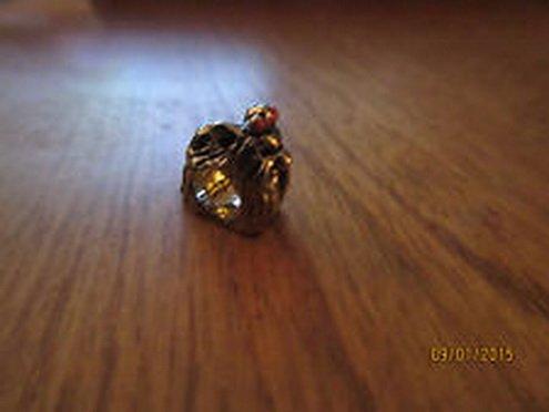 [Dan Smatree The Beads Pugster Shih Tzu Charm European Beads in Stock] (In Stock Hip Hop Costumes)