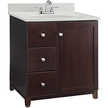 Design House 547026 Shorewood Furniture Style Vanity