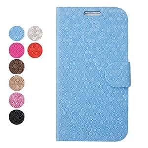 Snake Skin Pattern Case for Samsung Galaxy S4 I9500 --- COLOR:Blue