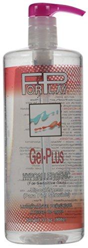 Forplay Gel-Plus-Hypoallergenic Bottle (32 oz Pump