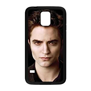 C-EUR Customized Print Edward Cullen Hard Skin Case Compatible For Samsung Galaxy S5 I9600