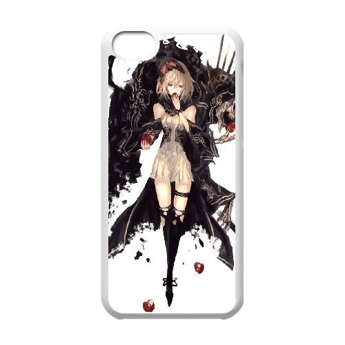 X0T26 Nekromant B1C5OU iPhone 5c Handy-Fall Hülle weißen DK5LWU4BS decken