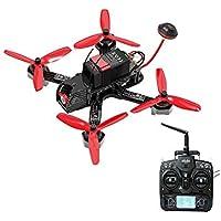 Hobbyfly Walkera Furious 215 600TVL Camera F3 Flight Control with DEVO 7 Transmitter RC Quadcopter Racing Drone