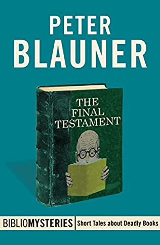 book cover of The Final Testament