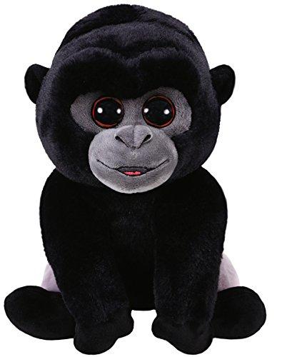 Ty Beanie Babies 96326 Bo the Silverback Gorilla -