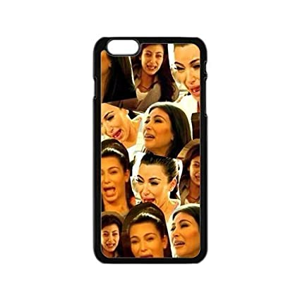 brand new d270f 386db Amazon.com: kim kardashian crying Phone Case for Iphone 6: Electronics