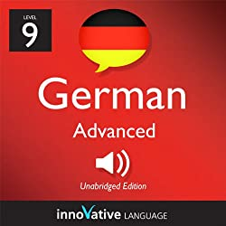 Learn German - Level 9: Advanced German, Volume 2: Lesson 1-25