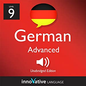 Learn German - Level 9: Advanced German, Volume 2: Lesson 1-25 Audiobook