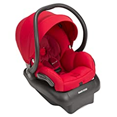 The Mico AP you love just got even better. Still the lightest infant car seat in its class, the updated seat features new, self-wicking fabrics that deodorize and draw liquids away from the skin to keep baby dry and comfortable during the rid...