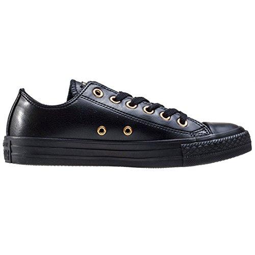 Femme Ctas Ox Black Converse Gold Black 750q5rw