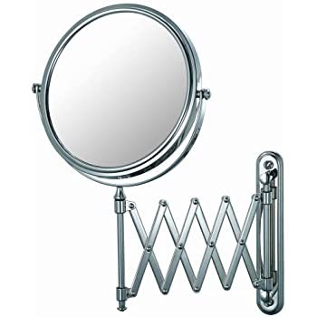Amazon Com Mirror Image 23345 Extension Arm Wall Mirror