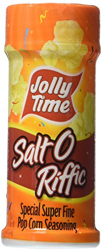- Reese Popcorn Salt, 4 Ounce (Pack of 6)
