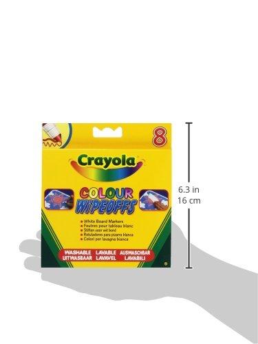 crayola loisir cr atif 8 feutres pour tableau blanc mod le al atoire toutes les. Black Bedroom Furniture Sets. Home Design Ideas