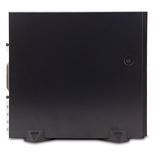 Antec Slim Desktop Micro ATX Case (VSK2000-U3) by Antec (Image #2)