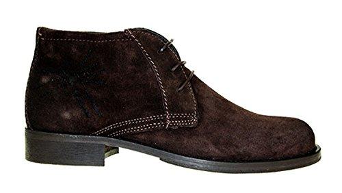 Marc Shoes - Cerrado de cuero hombre