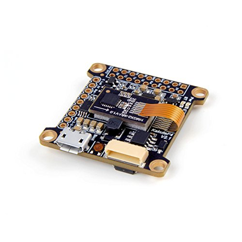 Holybro Kakute | F4 V2 STM32F405 Flight Controller With Betaflight OSD for RC Multirotor FPV Racing Drone