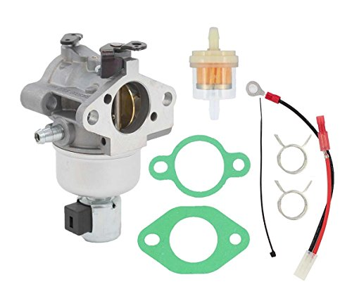 (Carburetor For Kohler 20 853 01-S 02-S 14-S 16-S 33-S 42-S 43-S Compatible With Kohler SV590, SV591, SV600, SV601, SV610 & SV620 CV CV490 CV491 CV492 CV493 Engine Carb 12 853 117-S)