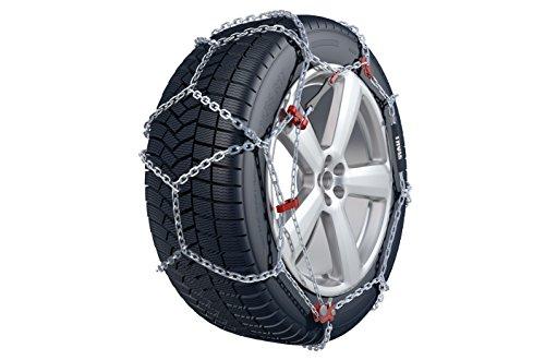 Thule XB-16 Snow Chains for SUVs & Light Trucks 16mm Link, 255