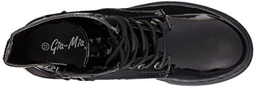 Black Dancewear Fashion Ignite Mia Boot Gia Women's Shiny aWZTq0xPPw
