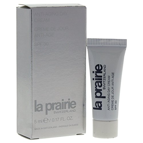 La Prairie Anti-aging SPF 30 Day Cream, 0.17 Ounce (Protective Aging Cream Anti Body)