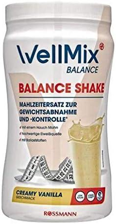 Mahlzeitersatz zur Gewichtsabnahme - Balance Shake - Geschmack Creamy Vanilla - 350g